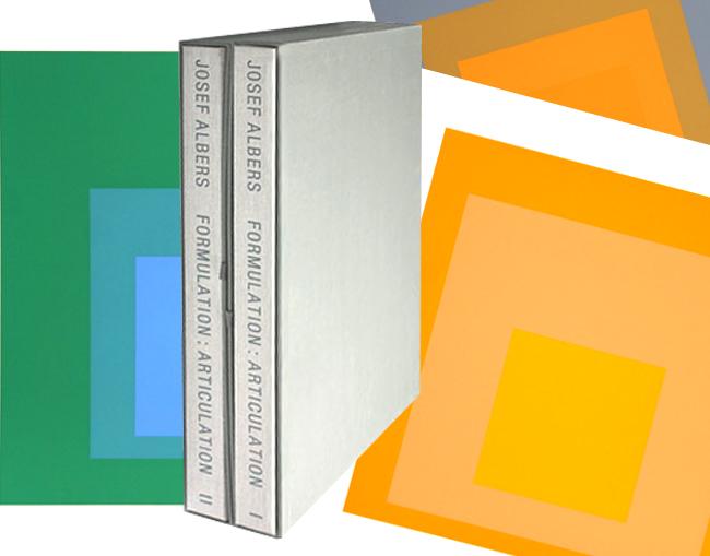 Albers Josef : Livre : Formulation - Articulation