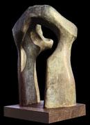 Sculpture d'Henry Moore