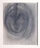 Pevsner Antoine - Original signed drawing