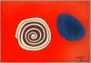 Calder Alexander - Wandteppich