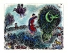 Chagall Marc - Lithographie