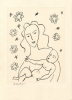 Matisse Henri - Litografía original