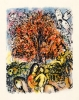 Chagall Marc - Litografía