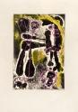 Miro Joan, Originale Radierung