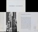 Giacometti Alberto, Original document