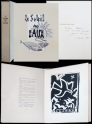 Braque Georges, Book with etchings