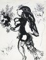 Chagall Marc, Lithographie originale