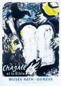 Chagall Marc, Cartel Mourlot