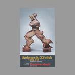 Affiches diverses - Sculpture du XXe siècle