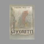 Giacometti Alberto - Rue d'Alésia
