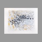 Original signed lithograph de Cottavoz Andr� : Signe 11, first series