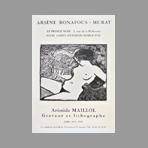 Maillol Aristide - Aristide Maillol, graveur et lithographe