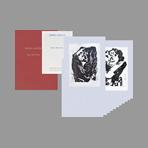 Lurie Portfolio avec lithographies