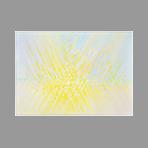 Original signed oil de Amoretti Cesi : Summer sun