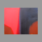 Signed single work de Olivieri Claudio : Abstract composition