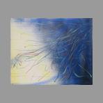 Signed single work de Olivieri Claudio : Composition I