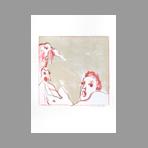 Original signed lithograph de Constant Nieuwenhuys : Le cauchemar
