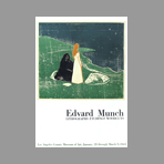 Poster de Munch Edvard : Two women on the shore