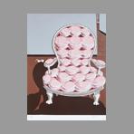 Tisserand Gérard - Titre inconnu, Le fauteuil