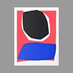 Original signed lithograph de Pane Gina : Composition