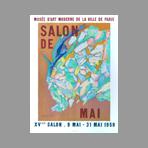 Villon Jacques - Affiche pour le Salon de Mai