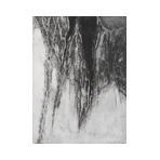 Gravure originale signée de Guitet James : La peau des choses