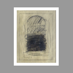 Signed single work de Kounellis Jannis : Without title