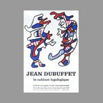 Dubuffet Jean - Le cabinet logologique