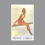Domergue Jean Gabriel - Monte Carlo