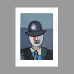 Helion Jean - Homme au chapeau