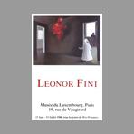 Fini Leonor - Musée du Luxembourg