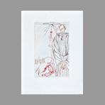 Original signed etching de Dimanov Luben : Odyssey I
