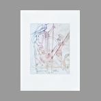 Original signed etching de Dimanov Luben : Odyssey III