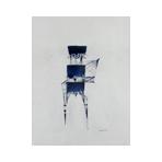 Signed single work de Chadwick Lynn : Untitled