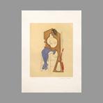 Jean Marcel - Femme assise