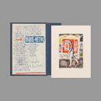 Tamburi Livre avec lithographies