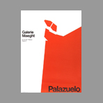 Palazuelo Pablo - Exposition Maeght 70
