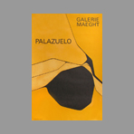 Palazuelo Pablo - Exposition Maeght 63