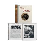 Book with lithographs de Jouve Paul : Paul Jouve