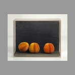 Signed multiple de D. Pavlos : Still life with fruits