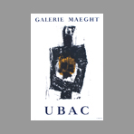 Ubac Raoul - Exposition Maeght