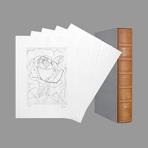 Guttuso Livre avec gravures