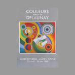 Delaunay Robert - Couleurs autour de Delaunay