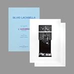 Portfolio with etchings de Lacasella Silvio : The Azure