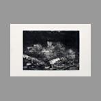 Original etching aquatint de Dublineau Yannick : Abysses