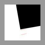 Signed print de Dubail Yves : Composition IV