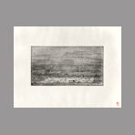 Original etching de Tanguy Yves : Untitled