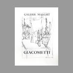 Giacometti Alberto - Atelier 1951