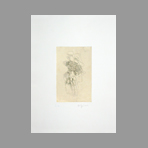 Original signed etching de Chighine Alfredo : Unknown title