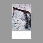 Signed poster de Kiefer Anselm : Berenice II